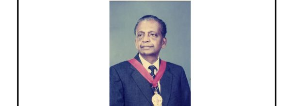 Demise of Dr. S. J. Stephen