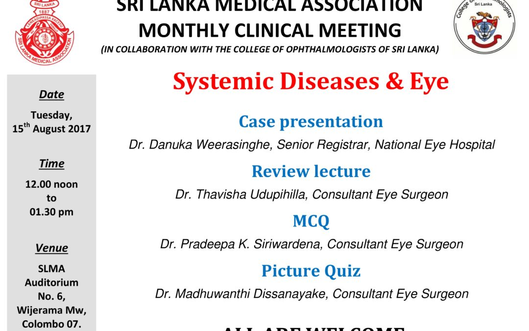 Monthly Clinical Meeting
