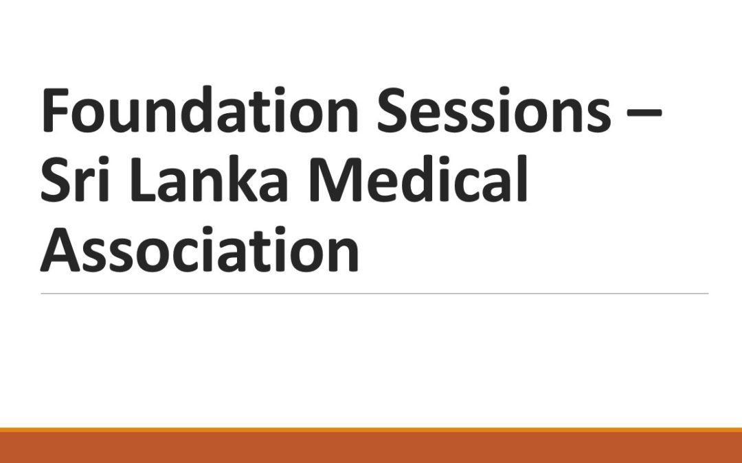 Foundation Sessions