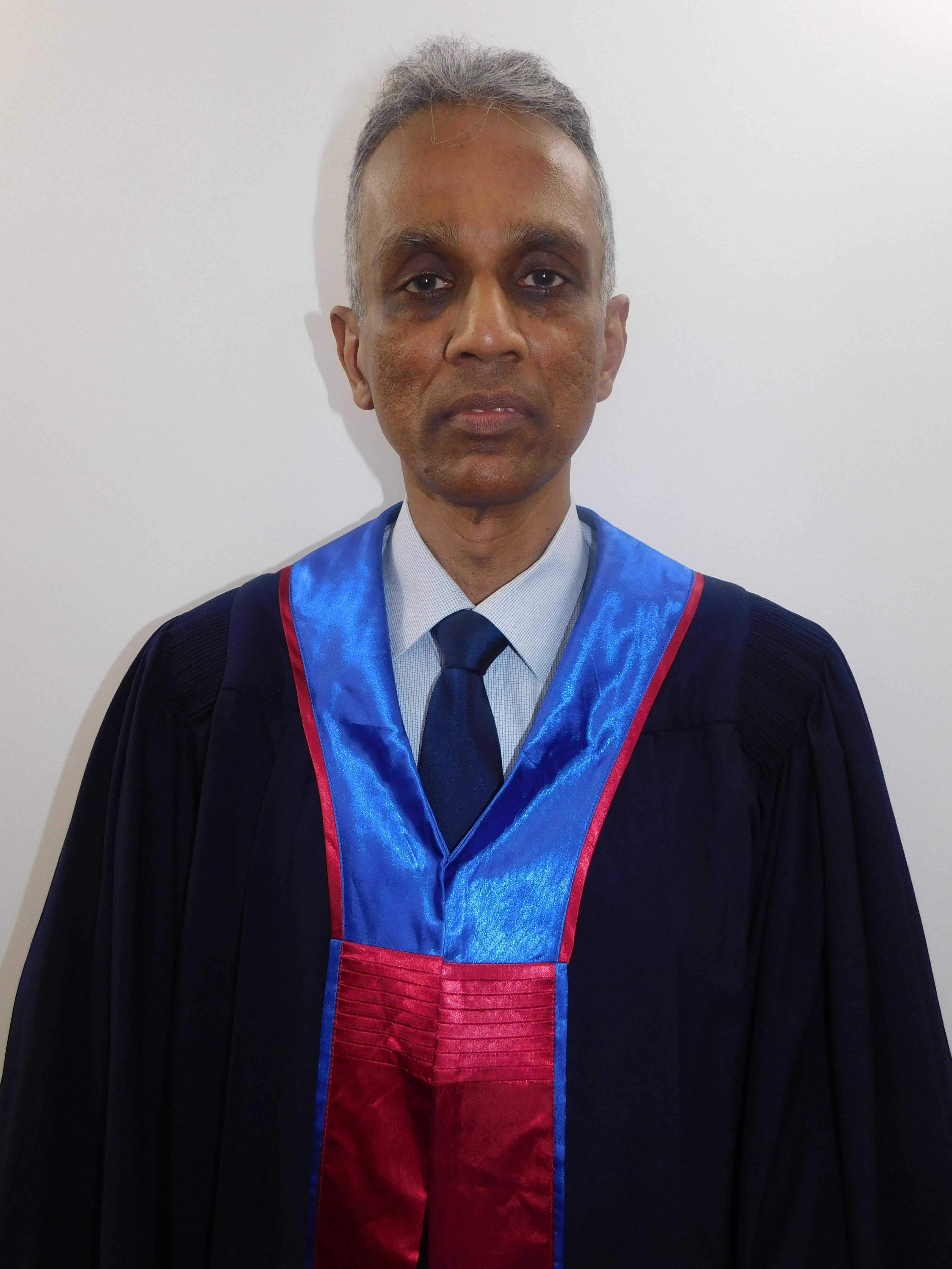 Prof. Kumara Mendis