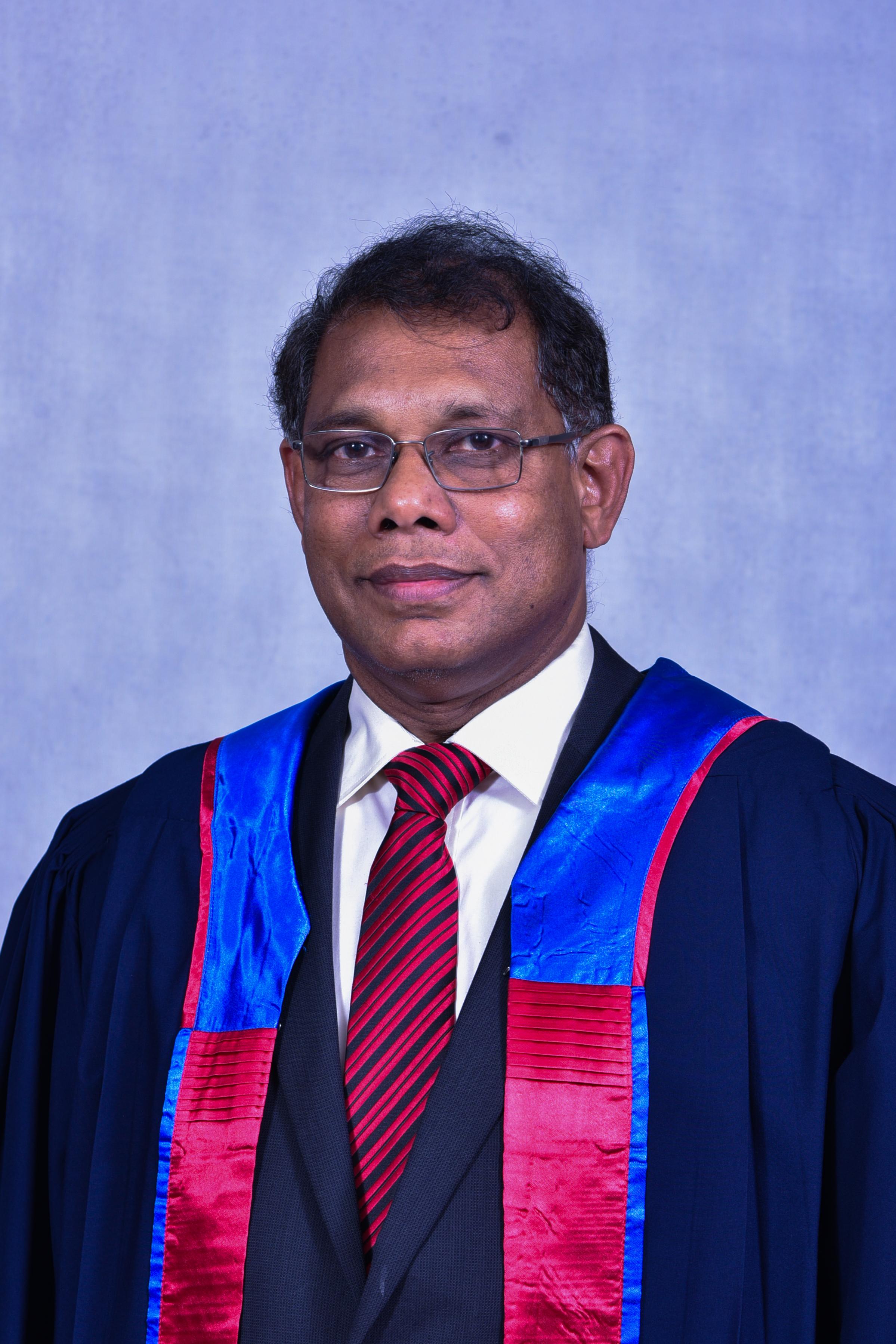 Prof. R. M. Mudiyanse