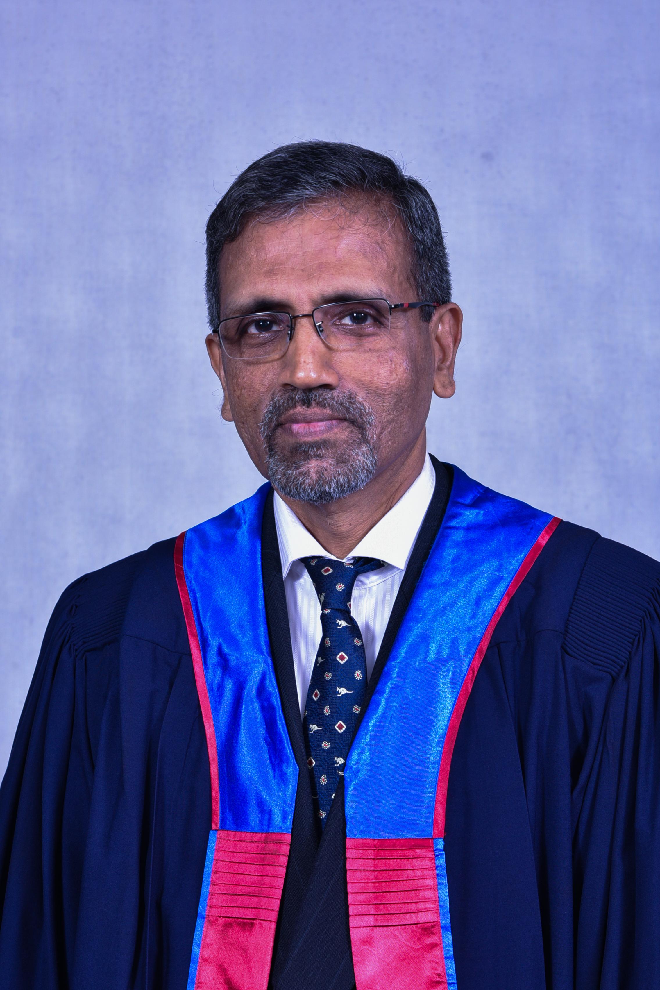 Prof A Pathmeswaran