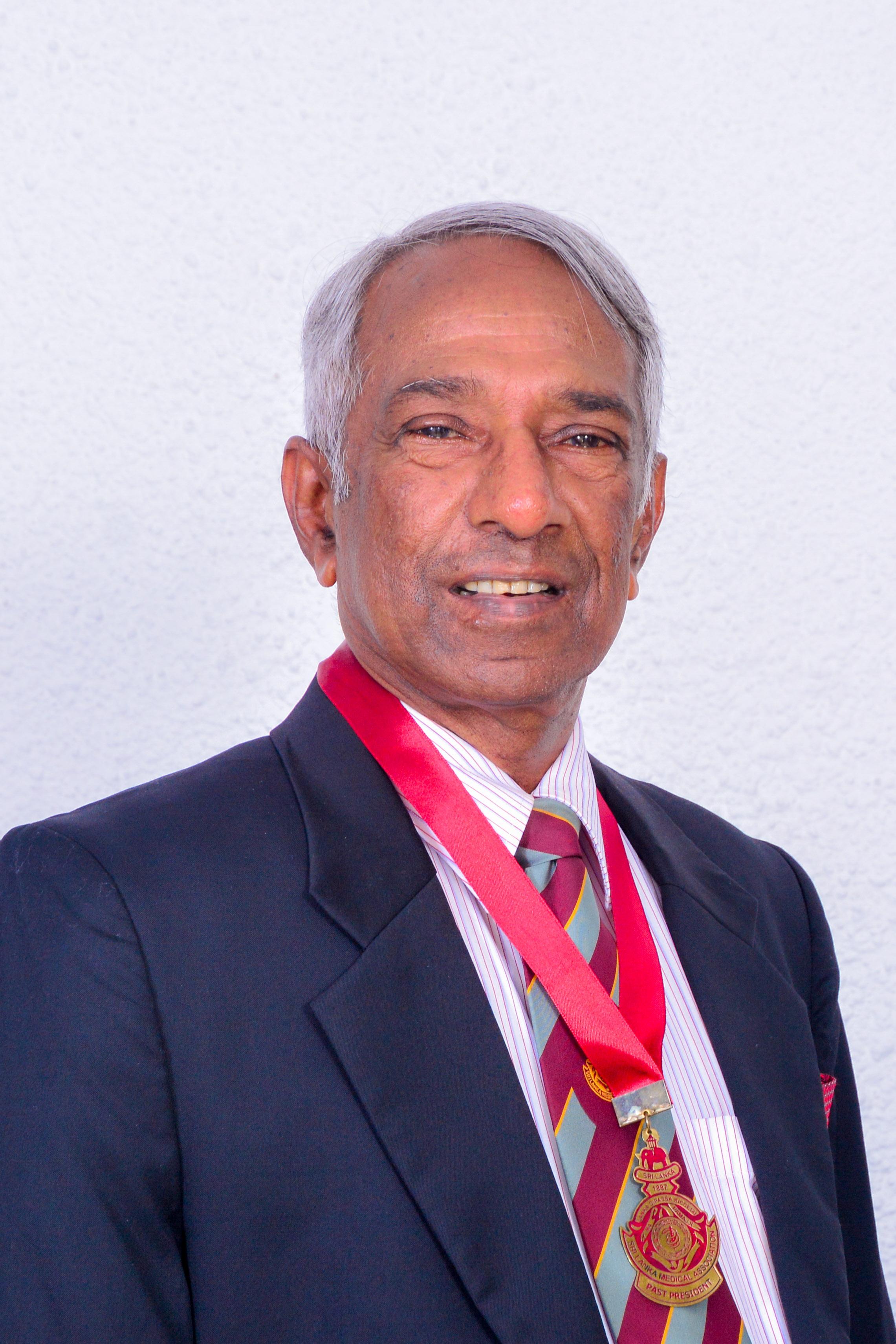 Dr. B.J.C.Perera