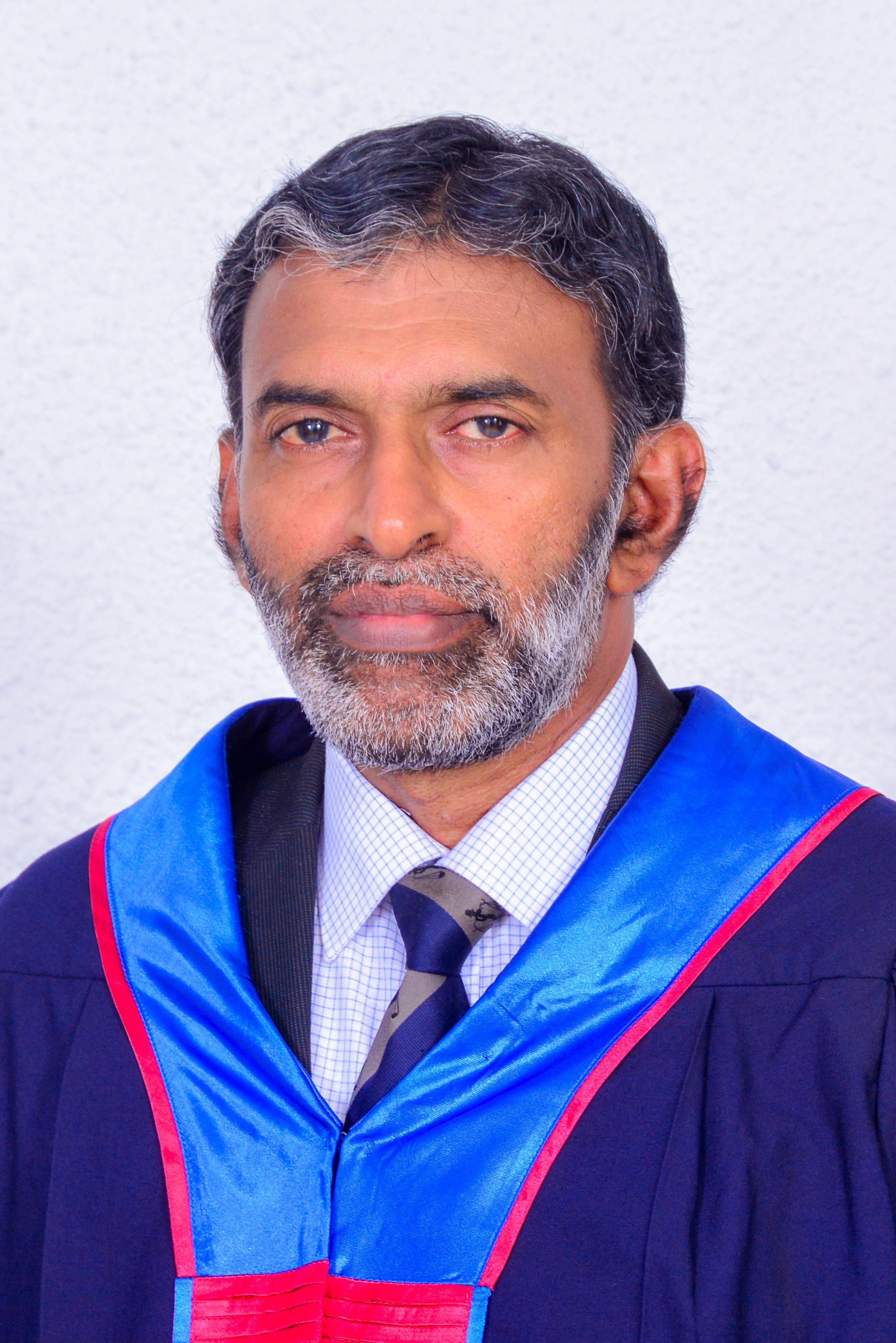 Dr. U.C.P. Perera
