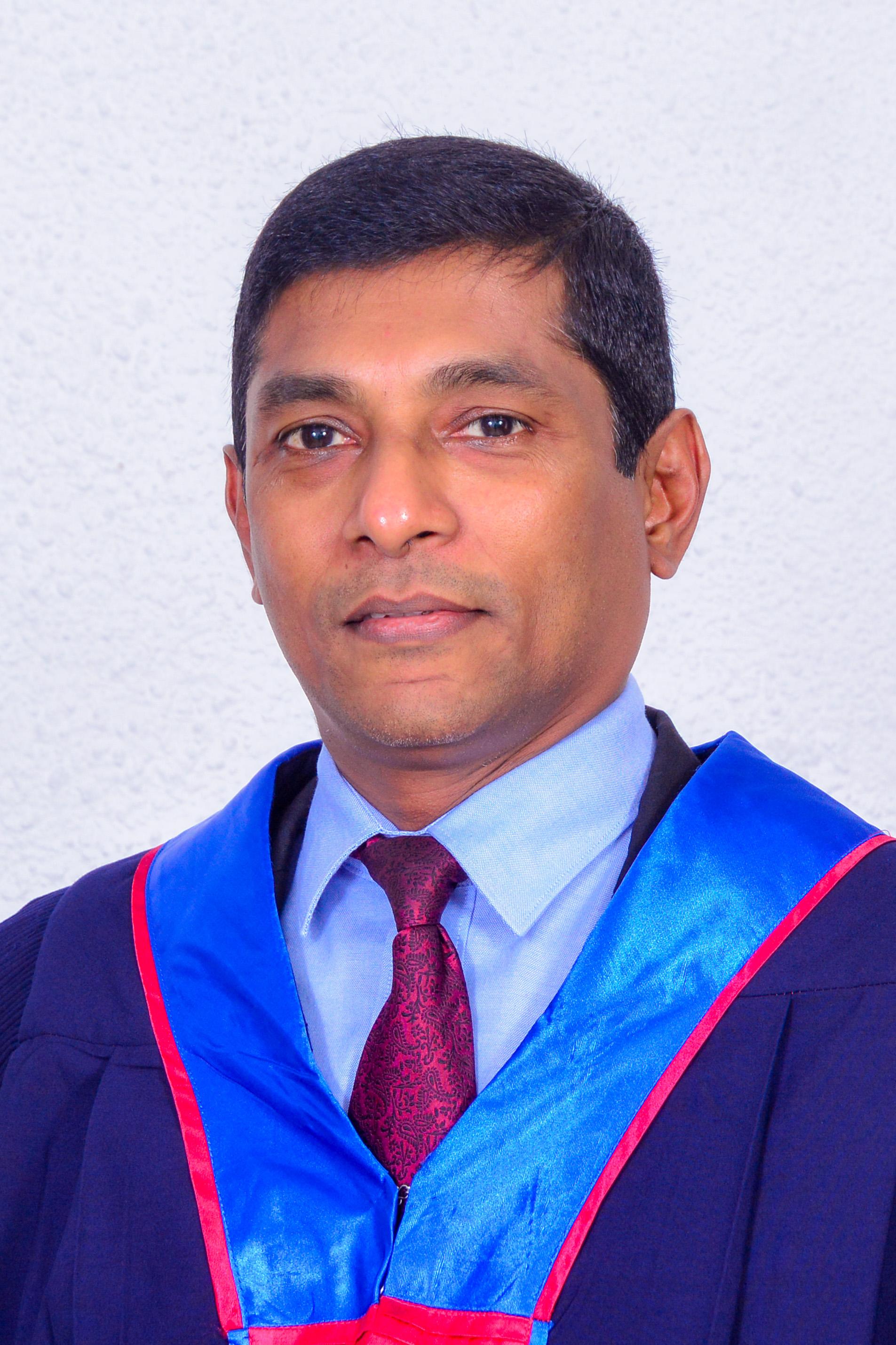 Dr. Kapila Jayaratne