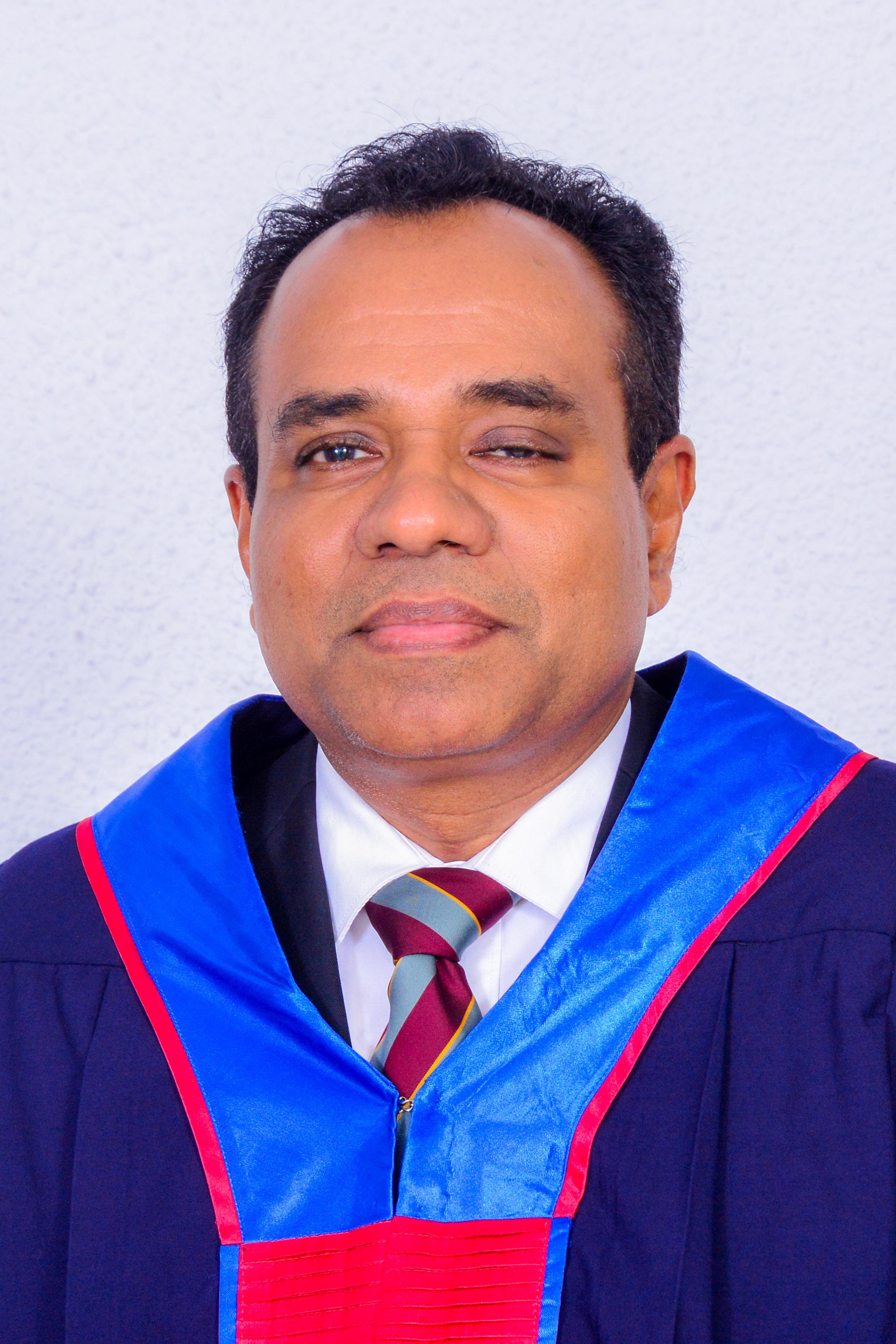 Prof. Vajira H. W. Dissanayake
