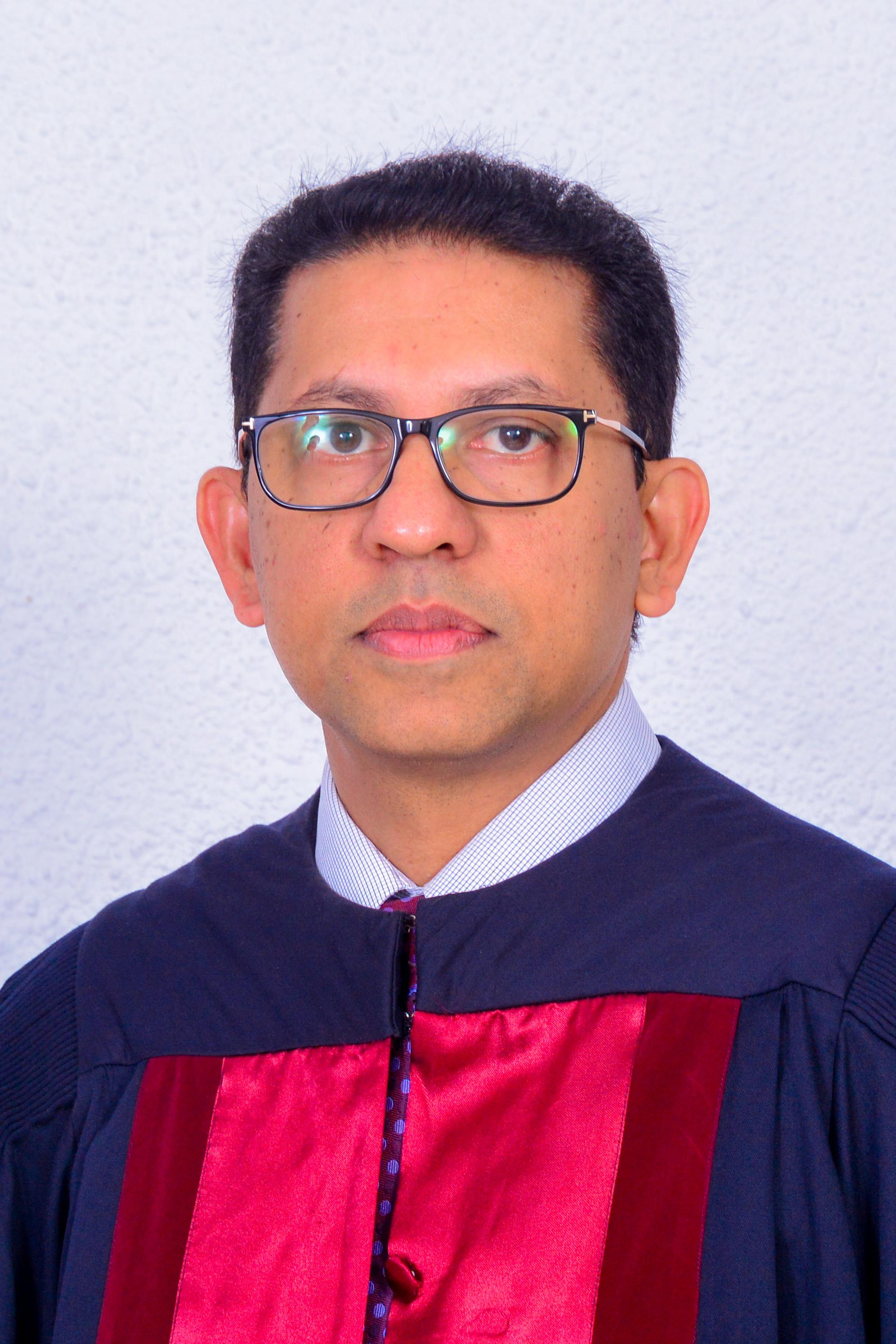 Dr. Surantha Perera