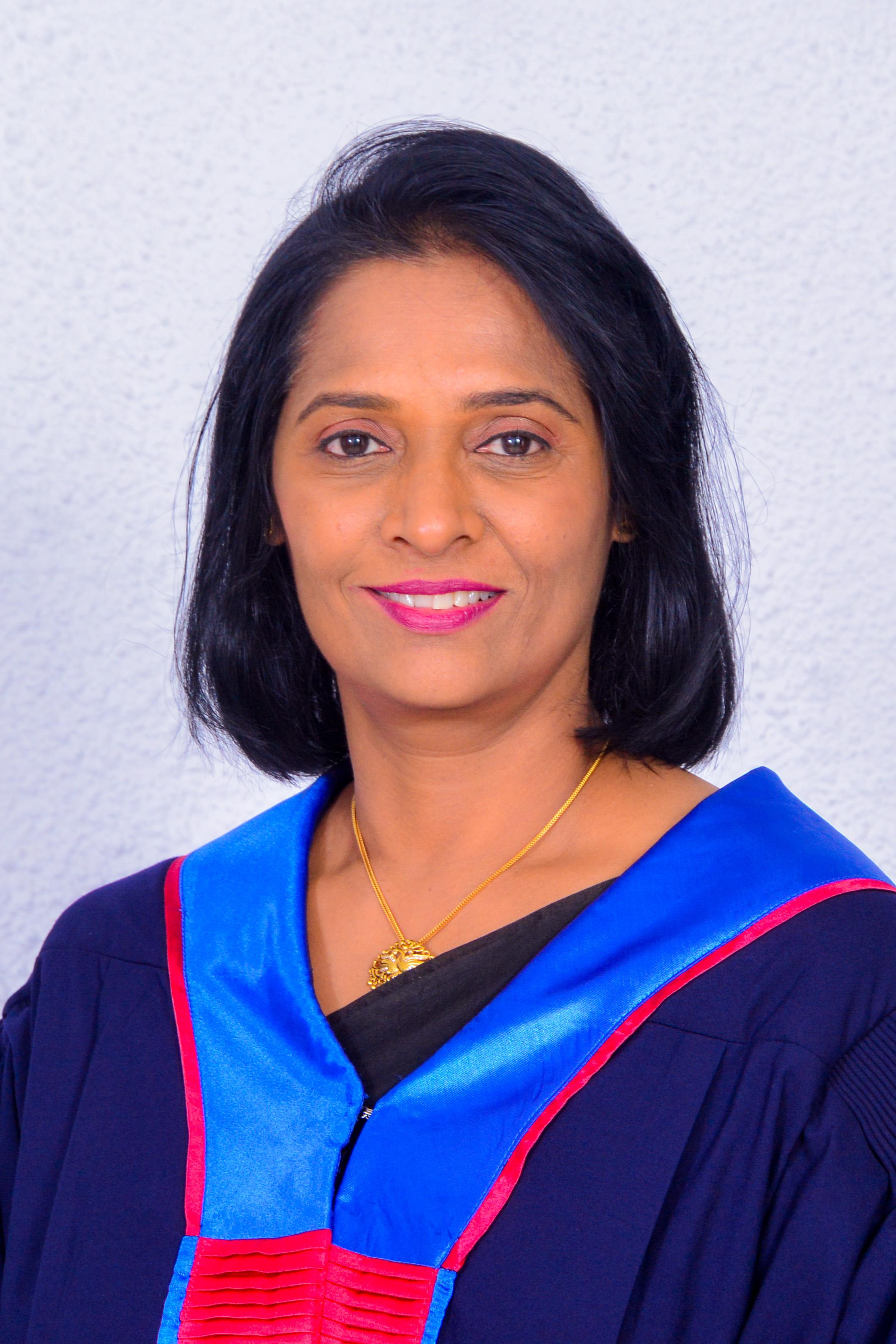 Prof. Chandanie Wanigatunge