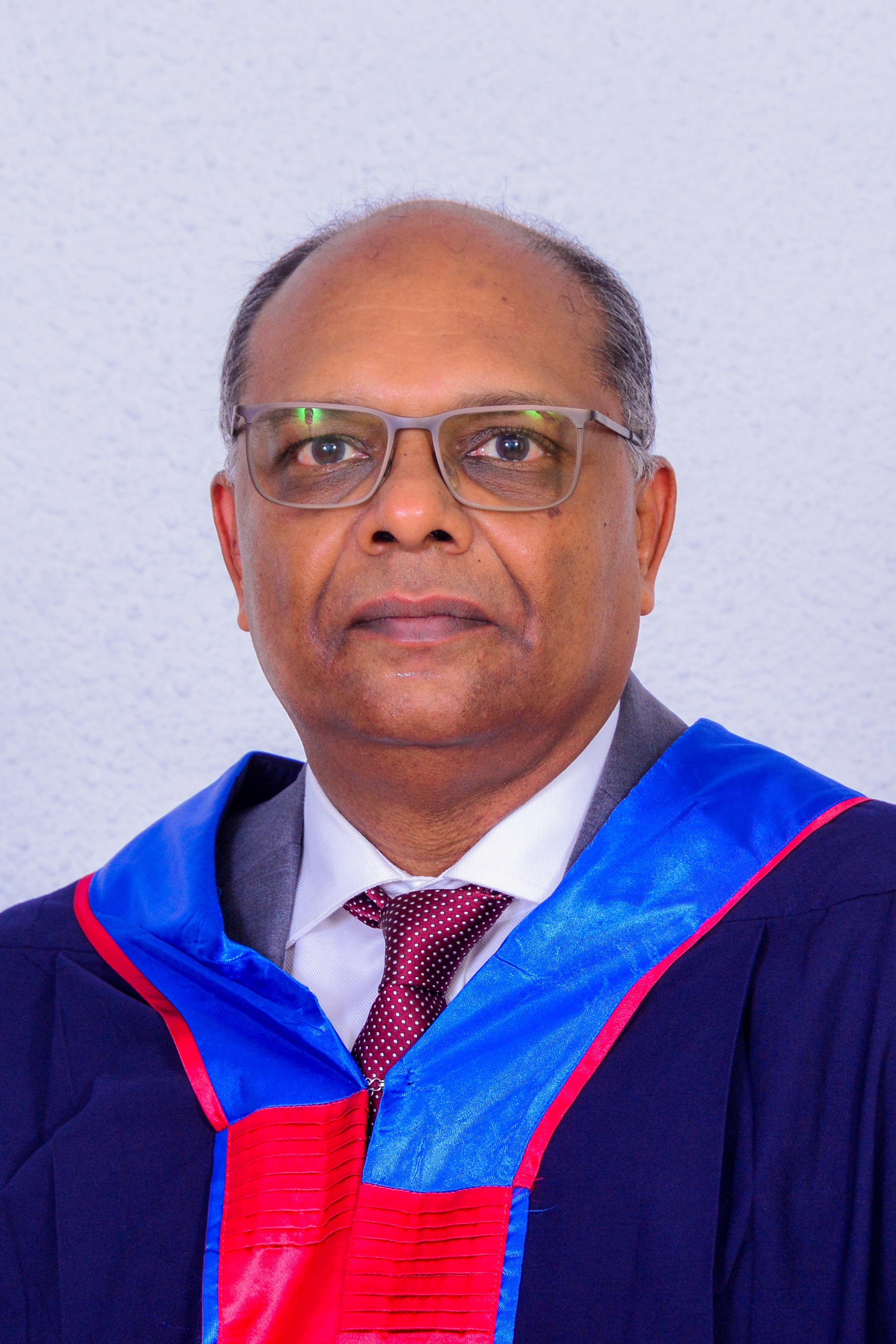 Dr. Kirthi Gunasekera