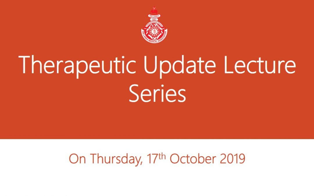 Therapeutic Update Lecture Series