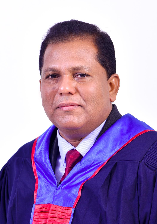 Dr Eric Deepal De Zoysa