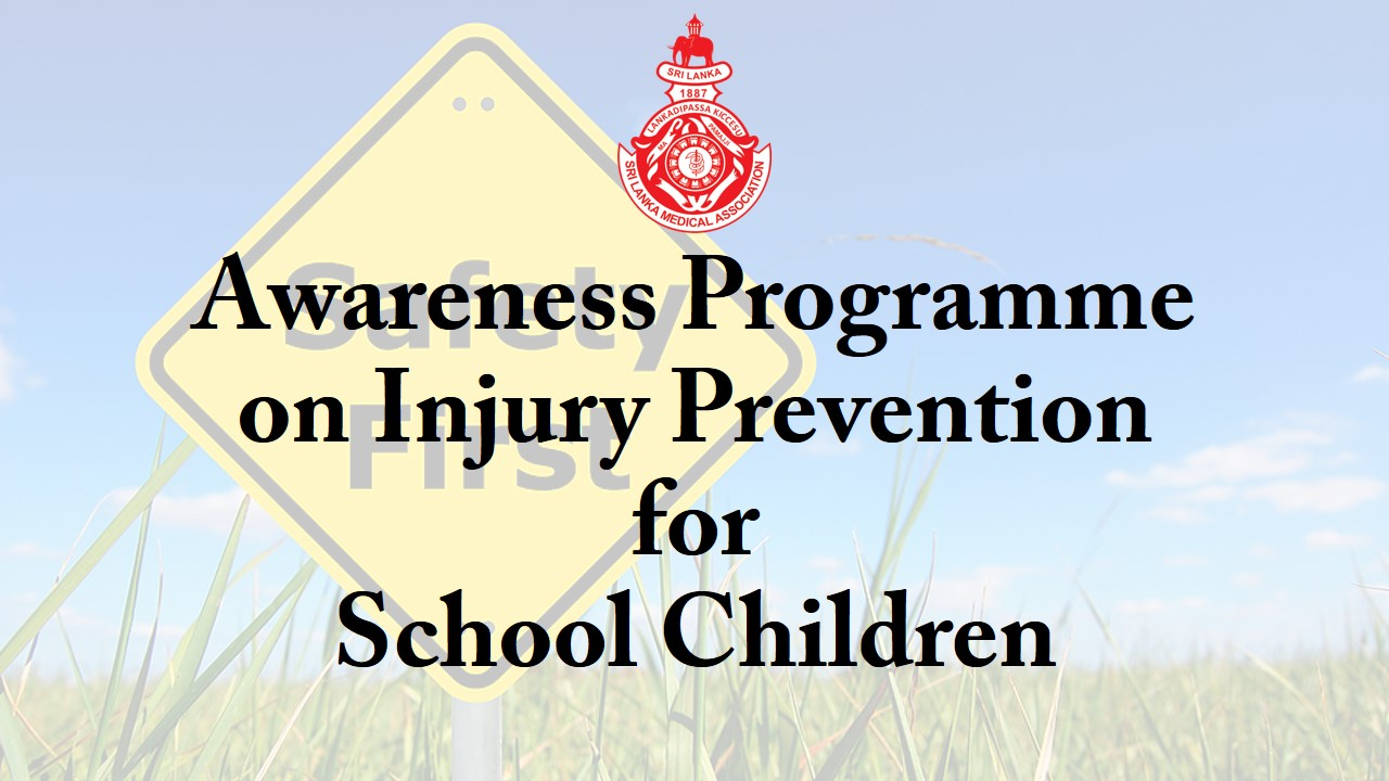 "Symposium on ""Injury Prevention"""