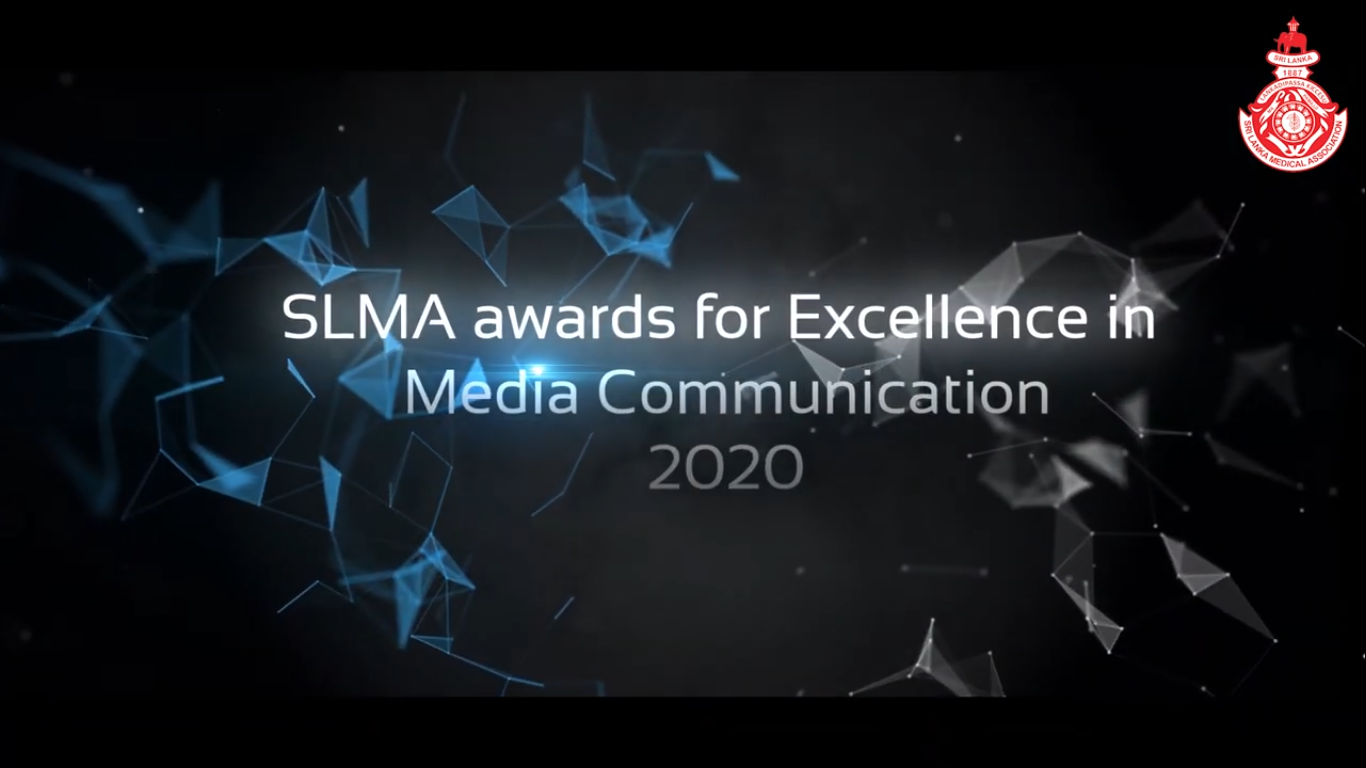 SLMA Awards for Media Excellence in Media Communication 2020