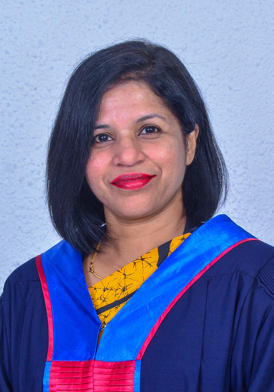 Prof Hasini Banneheke