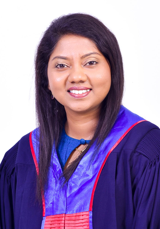 Dr SB Anuruddhika SM Rathnayake