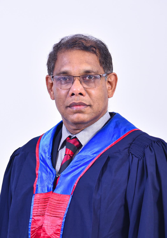 Prof RM Mudiyanse