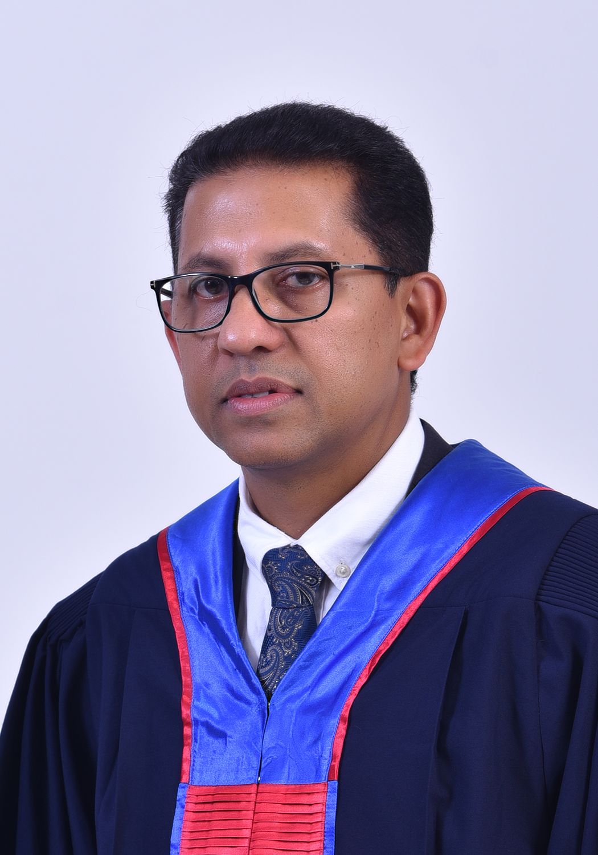 Dr Surantha Perera