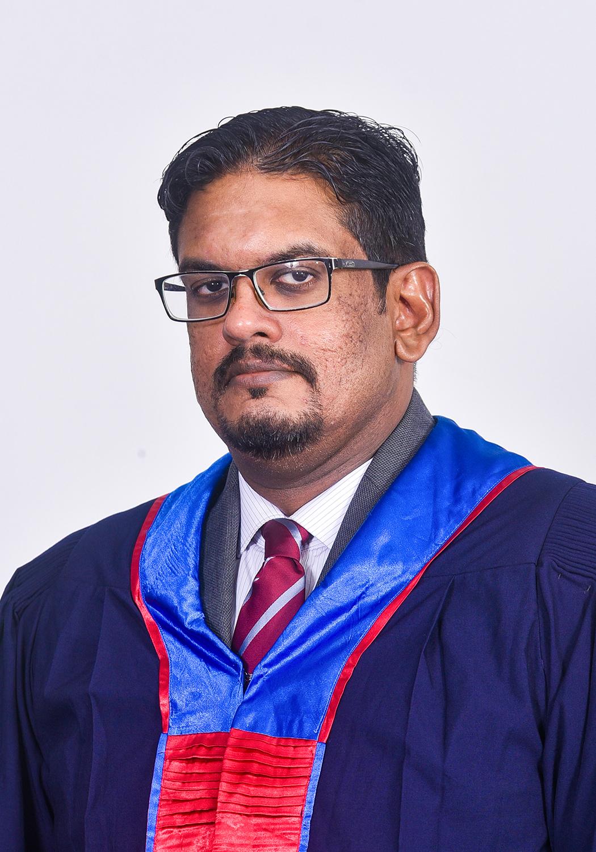 Dr FHD Shehan Silva