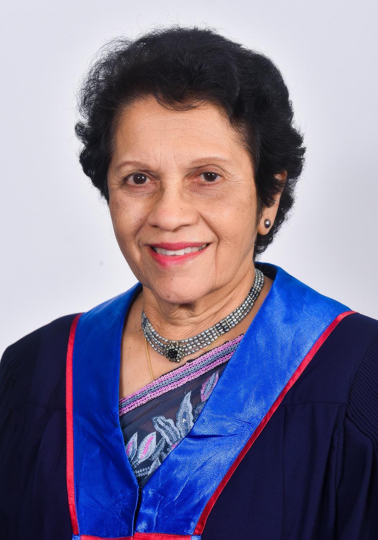 Dr Pramilla Senanayake