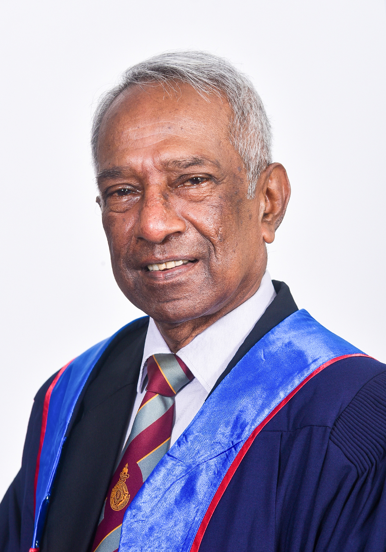 Dr BJC Perera