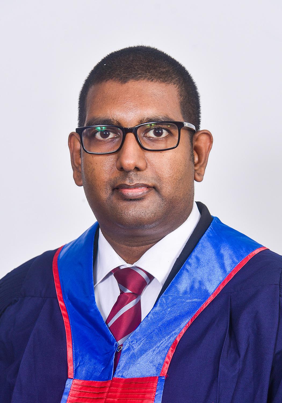 Dr EA Sajith T Edirisinghe
