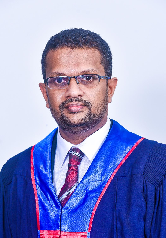 Dr Pramil Liyanage
