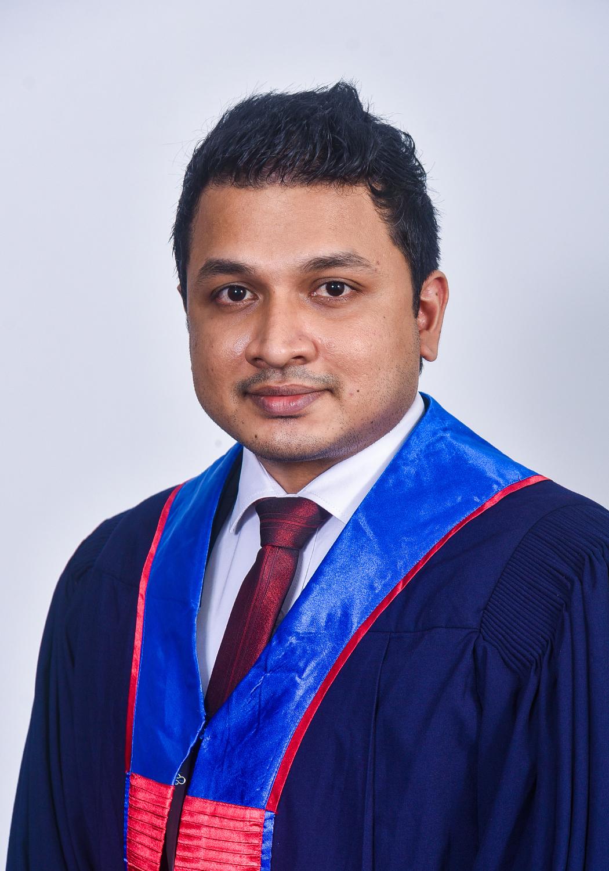 Dr Pramitha Mahanama