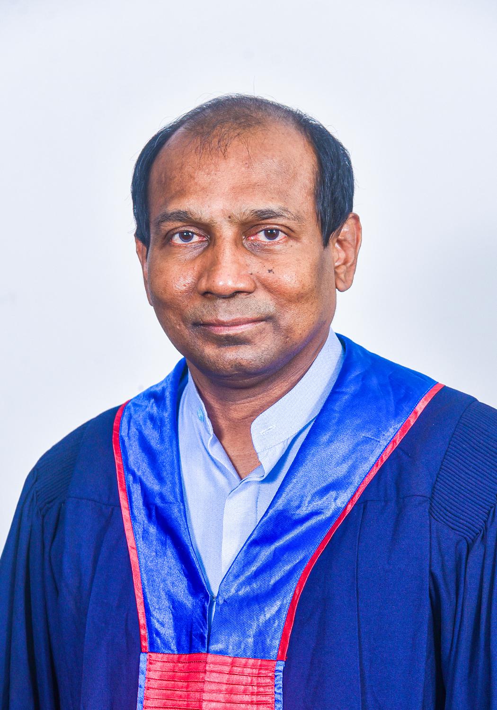 Prof MC Weerasinghe