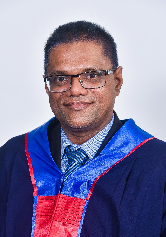 Dr Asela Olupeliyawa