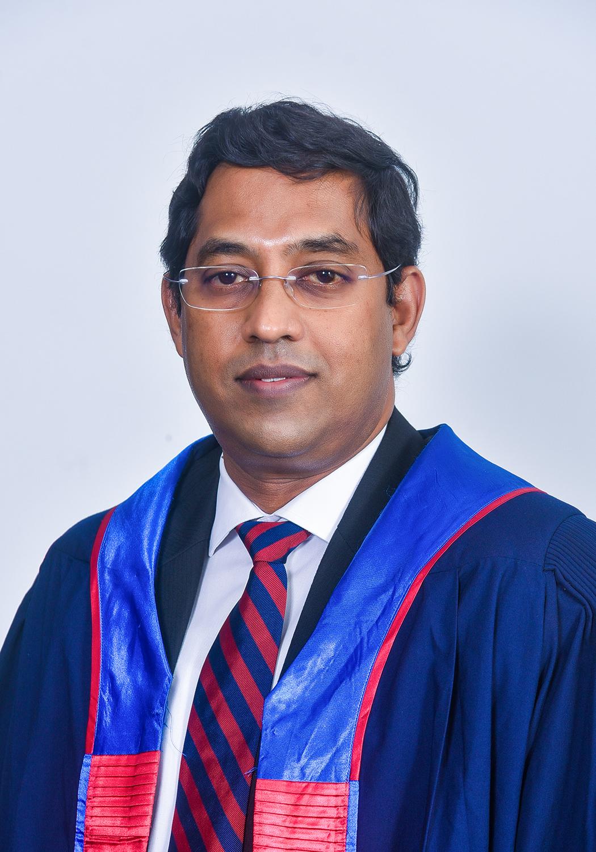 Dr Manilka Sumanatilleke