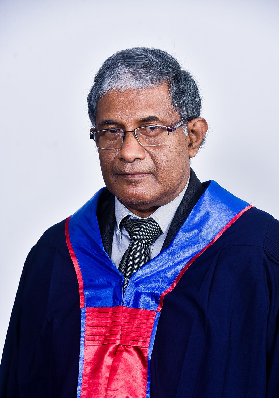 Prof Samath D. Dharmaratne