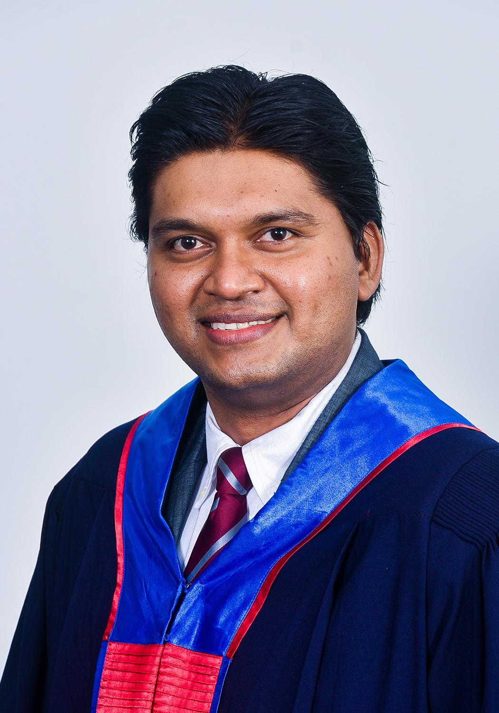 Dr Sankha Randenikumara