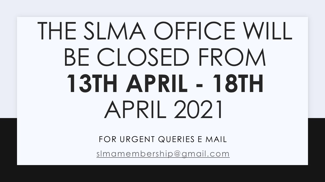 Notice office close