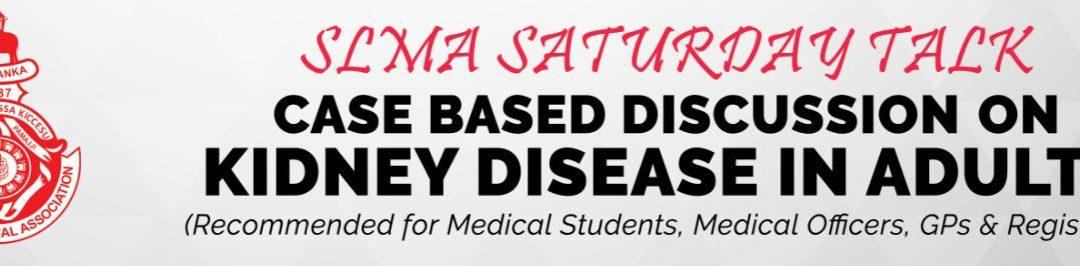 SLMA Saturday Talk
