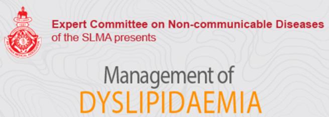 Management of Dyslipidaemia